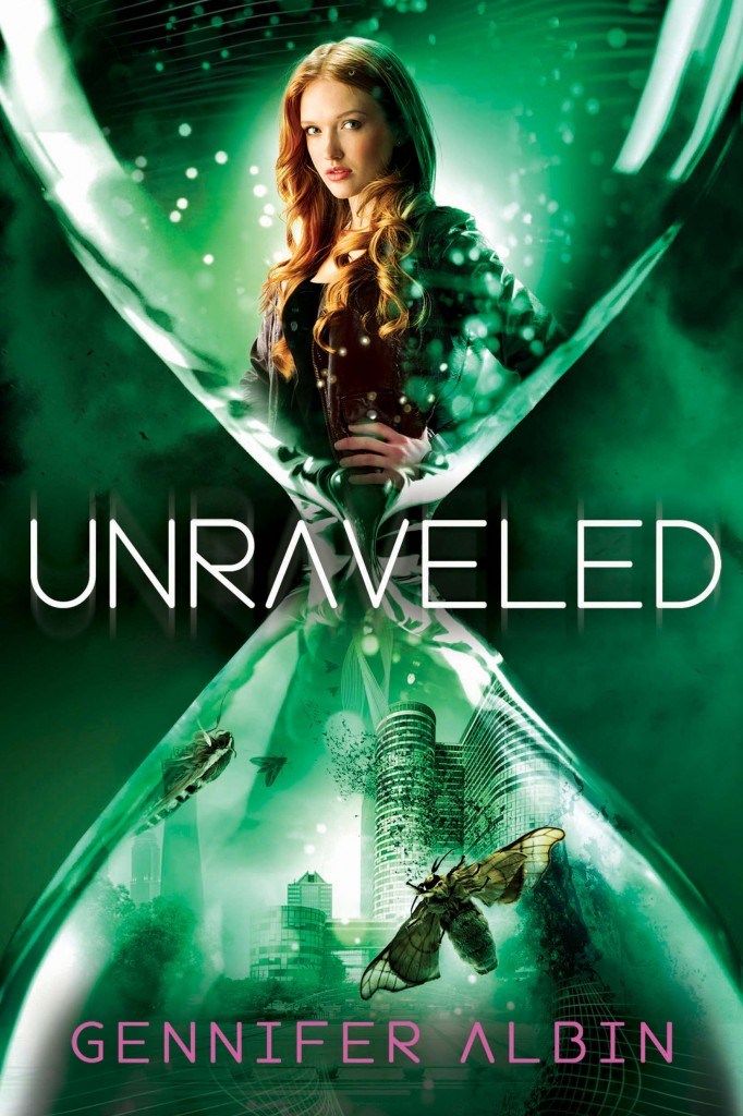 Unraveled (Crewel World #3) by Gennifer Albin