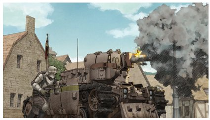 Valkyria Chronicles screenshot