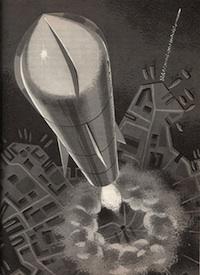 Jules Verne rocket