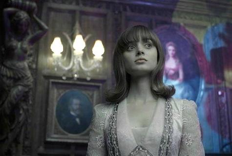 Bella Heathcote as Victoria Winters