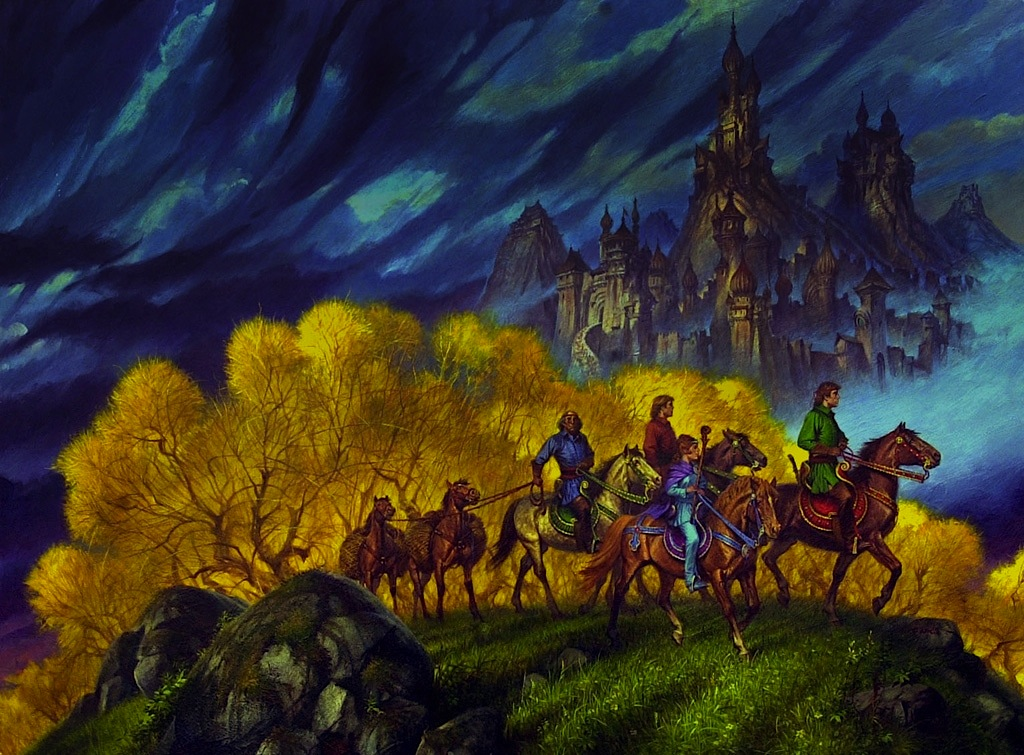 New Spring cover by Darrell K Sweet