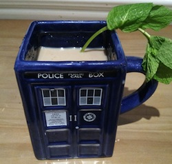 Doctor Who Cocktails