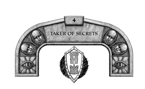 Words of Radiance Arch Chapter 4 Taker of Secrets