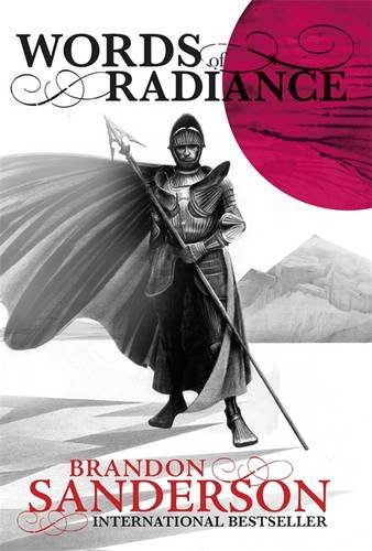 Words of Radiance Brandon Sanderson UK cover Gollancz