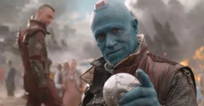 Yondu Star-Lord Guardians of the Galaxy