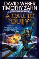 A Call to Duty David Weber Timothy Zahn