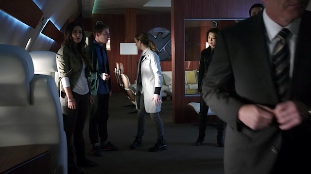 Agents of SHIELD episode 7 The Hub