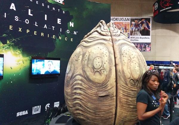 Alien Isolation SDCC