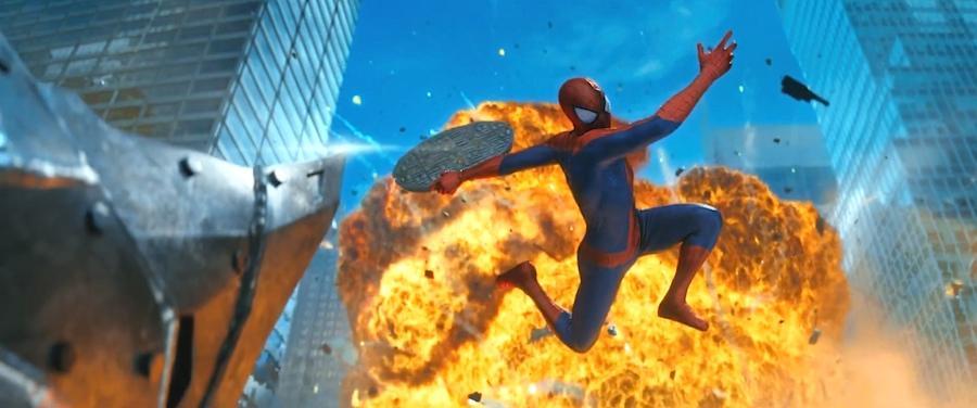 Amazing Spider-Man 2 trailer