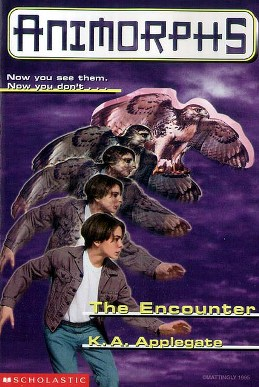 animorphs why the series rocked and why you should still care tor com