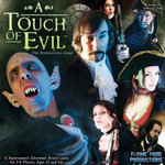 A Touch of Evil: The Supernatural Game board game