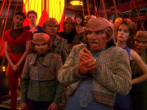 Star Trek: Deep Space Nine Rewatch on Tor.com: Bar Association