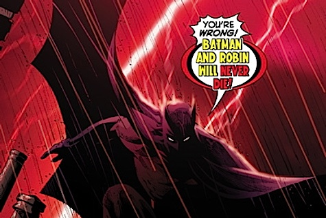How Grant Morrison's 7-Year Batman Epic is Becoming the Ultimate
