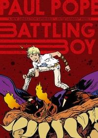 Paul Pope Battling Boy