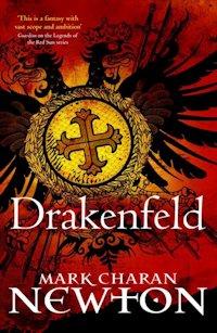 British Genre Fiction Focus Drakenfeld Mark Charon Newton Cover Reveal