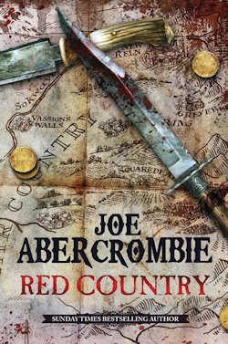 Joe Abercrombie Red Country
