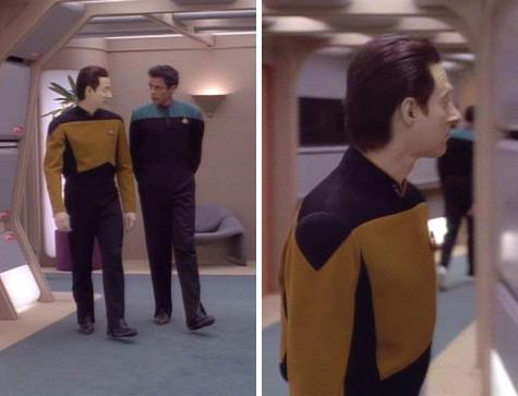 "Star Trek: The Next Generation Rewatch: ""Birthright, Part I""   Tor com"