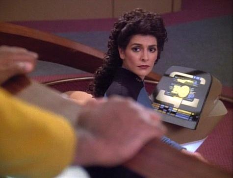 Star Trek: The Next Generation Rewatch on Tor.com: Birthright, Part I
