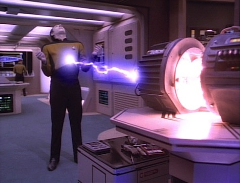 Star Trek: The Next Generation Rewatch on Tor.com: Birthright, Part I