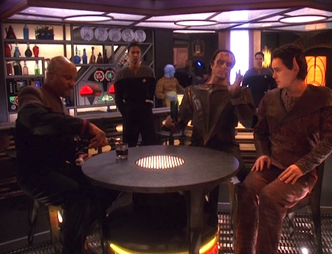 Star Trek: Deep Space Nine Rewatch on Tor.com: Ties of Blood and Water