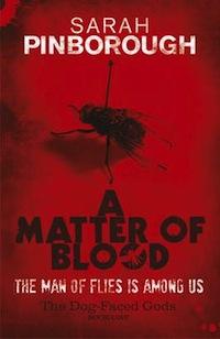 Barnes and Noble A Matter of Blood Sarah Pinborough