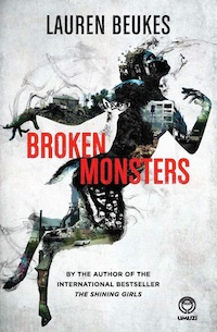 Broken Dreams Lauren Beukes review South Africa cover