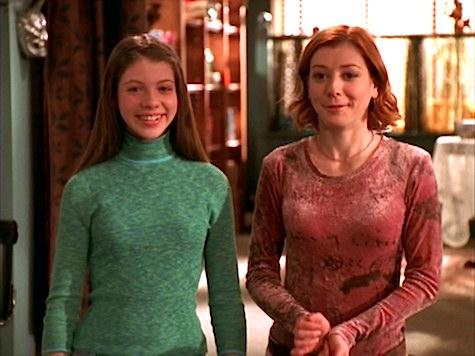 Buffy the Vampire Slayer, Tough Love, Dawn, Willow