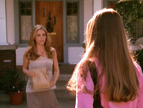 Buffy the Vampire Slayer, After Life, Dawn