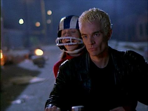 Buffy the Vampire Slayer, Bargaining, Spike, Dawn