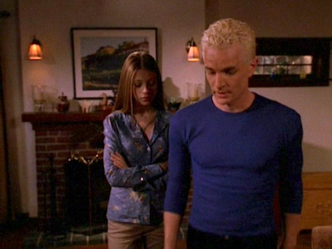 Buffy the Vampire Slayer, Beneath You, Spike, Dawn