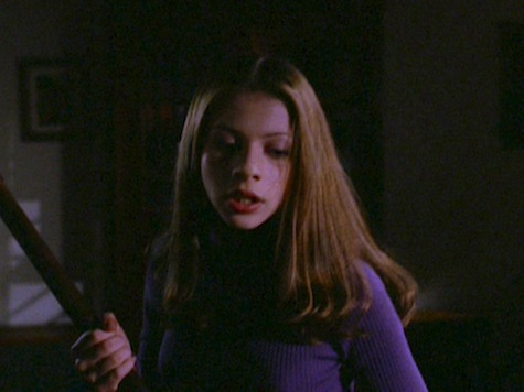 Buffy the Vampire Slayer, Never Leave Me, Bring It On, Dawn