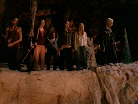 Buffy the Vampire Slayer, Chosen