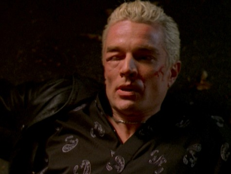 Buffy the Vampire Slayer, Dead Things, Spike