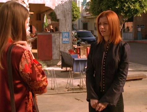 Buffy the Vampire Slayer, Dead Things, Willow, Tara