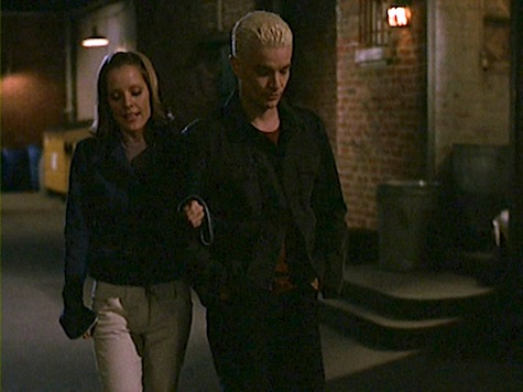 Buffy the Vampire Slayer, Get It Done, Spike, Anya