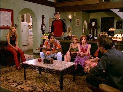 Buffy the Vampire Slayer, Buffy vs. Dracula