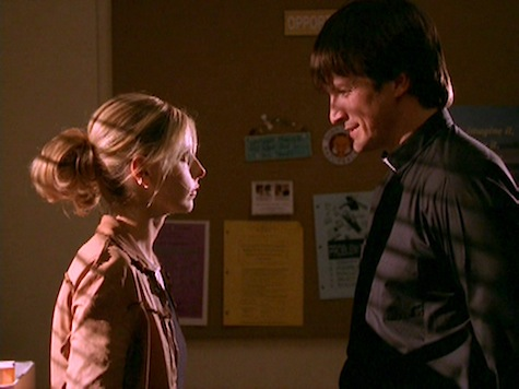 Buffy the Vampire Slayer, Empty Places, Caleb