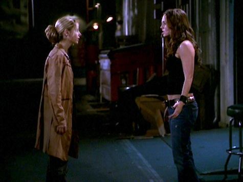 Buffy the Vampire Slayer, Empty Places, Faith