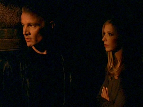 Buffy the Vampire Slayer, End of Days, Spike, First