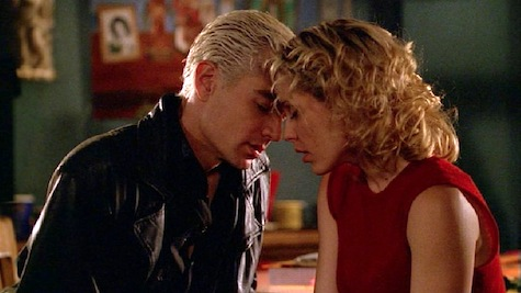 Buffy the Vampire Slayer, Entropy, Spike Anya