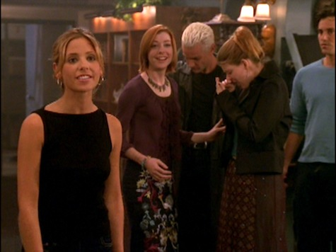 Buffy the Vampire Slayer, Family