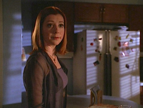 Buffy the Vampire Slayer, Flooded, Willow