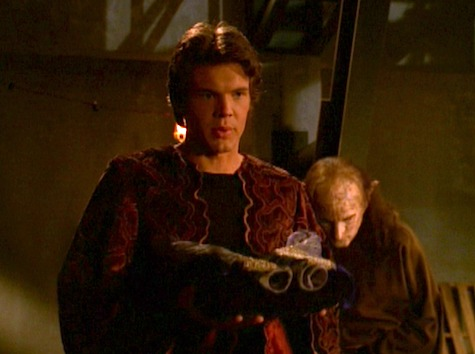Buffy the Vampire Slayer, The Gift, Ben