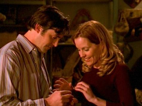 Buffy the Vampire Slayer, The Gift, Xander, Anya
