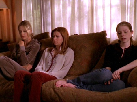 Buffy the Vampire Slayer, Help, Dawn, Willow