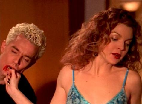 Buffy the Vampire Slayer, Intervention, Spike, Glory