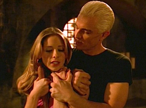 Buffy the Vampire Slayer, Intervention, Buffybot, Spike