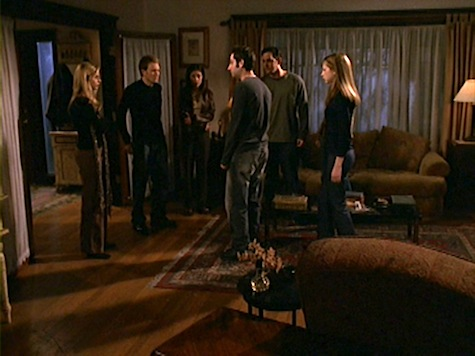 Buffy the Vampire Slayer, The Killer in Me, Warren, Andrew, Kennedy, Dawn, Xander