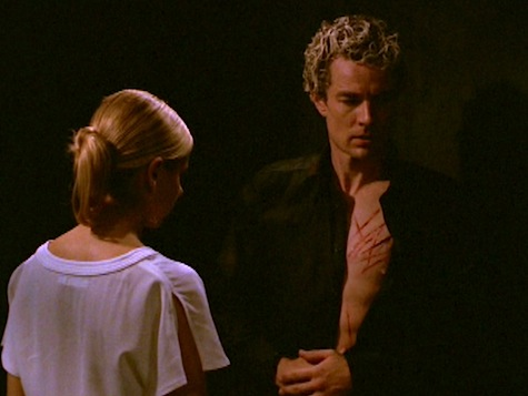 Buffy the Vampire Slayer, Lessons, Spike
