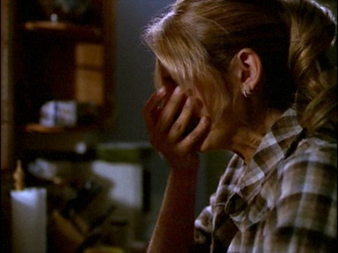 Buffy the Vampire Slayer, Listening to Fear